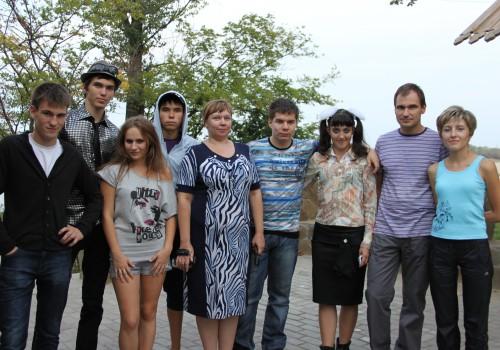 Фоторепортаж с посвящения в студенты