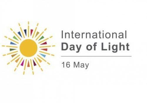 16 мая — Международный день света