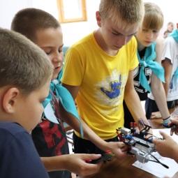 Роботы-жуки и Экомарафон в ритме non-stop